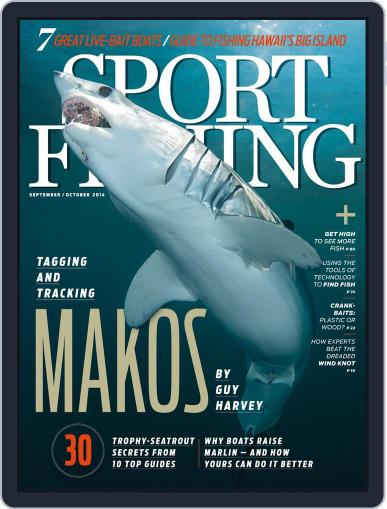 Sport Fishing (Digital) August 16th, 2014 Issue Cover