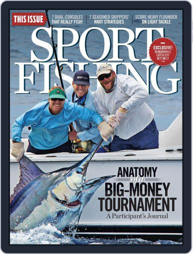 Sport Fishing March 22nd, 2014 Digital Back Issue Cover