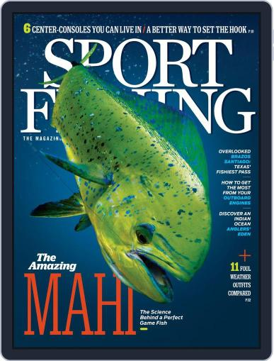 Sport Fishing (Digital) February 20th, 2014 Issue Cover