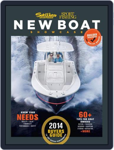 Sport Fishing (Digital) January 7th, 2014 Issue Cover
