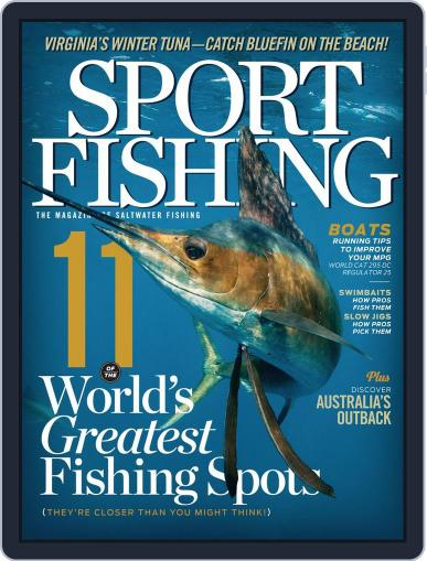 Sport Fishing (Digital) December 14th, 2013 Issue Cover