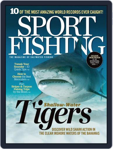 Sport Fishing (Digital) June 26th, 2013 Issue Cover
