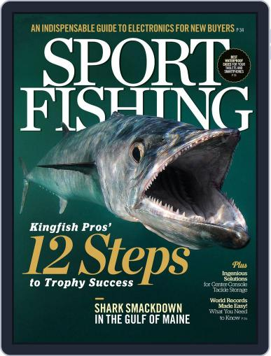 Sport Fishing (Digital) April 23rd, 2013 Issue Cover