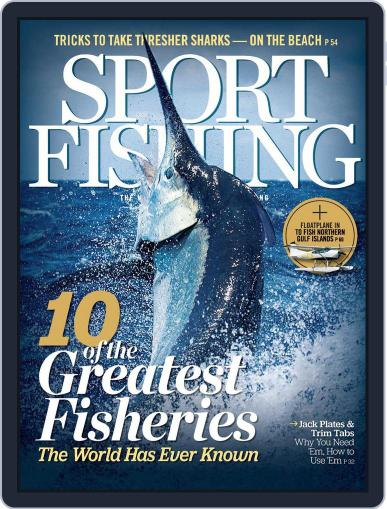 Sport Fishing (Digital) February 9th, 2013 Issue Cover