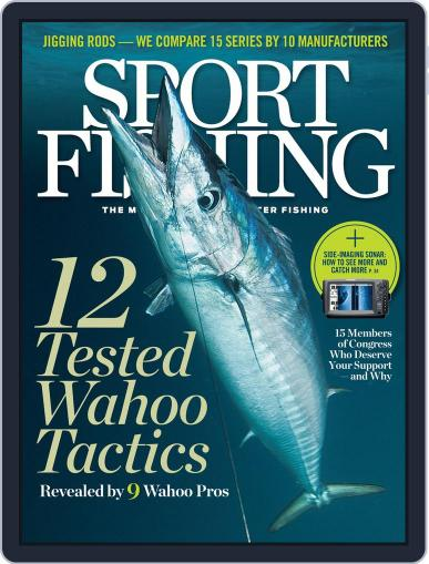 Sport Fishing (Digital) August 11th, 2012 Issue Cover