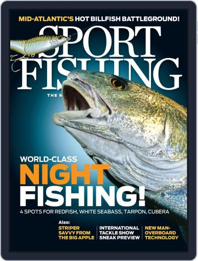 Sport Fishing (Digital) June 16th, 2012 Issue Cover