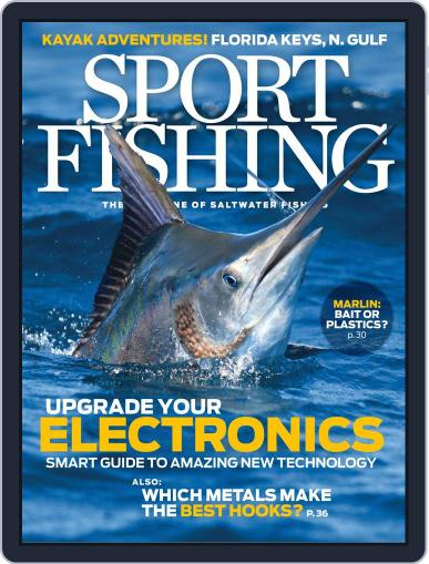 Sport Fishing (Digital) April 18th, 2012 Issue Cover