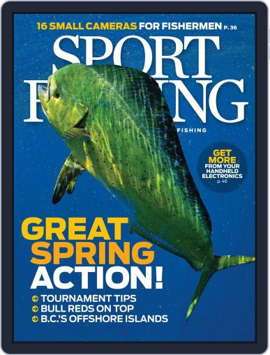 Sport Fishing (Digital) March 21st, 2012 Issue Cover
