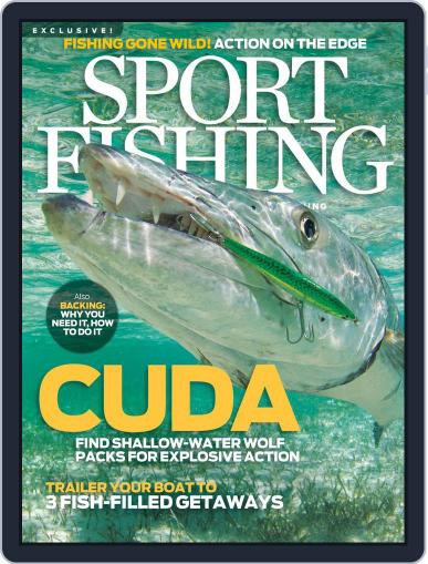 Sport Fishing February 11th, 2012 Digital Back Issue Cover