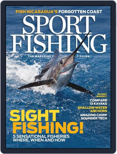 Sport Fishing (Digital) February 7th, 2012 Issue Cover