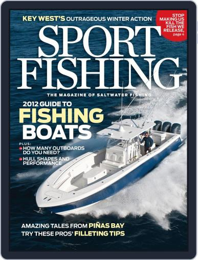 Sport Fishing December 17th, 2011 Digital Back Issue Cover