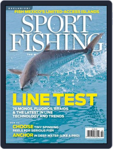 Sport Fishing August 13th, 2011 Digital Back Issue Cover