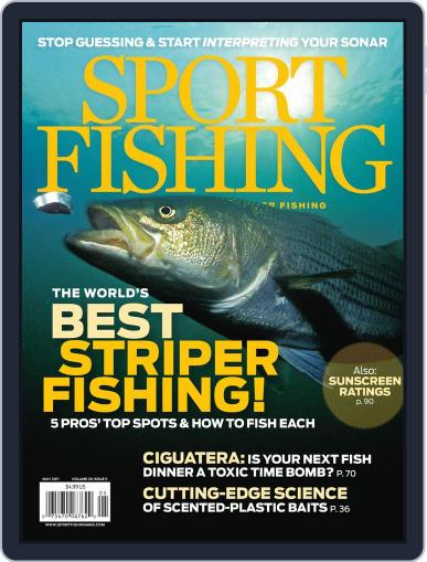 Sport Fishing April 16th, 2011 Digital Back Issue Cover