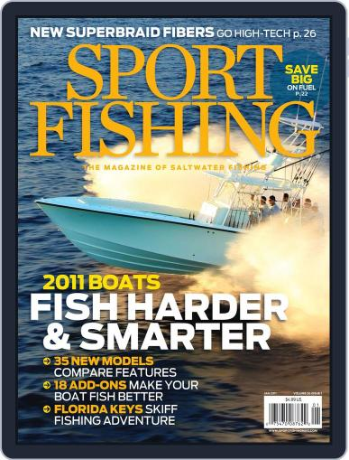 Sport Fishing December 18th, 2010 Digital Back Issue Cover