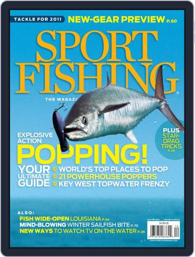 Sport Fishing (Digital) October 23rd, 2010 Issue Cover