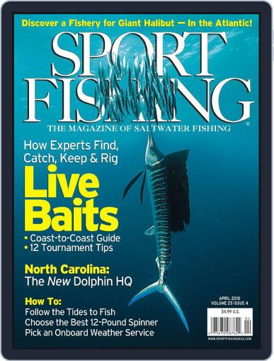 Sport Fishing (Digital) March 13th, 2010 Issue Cover