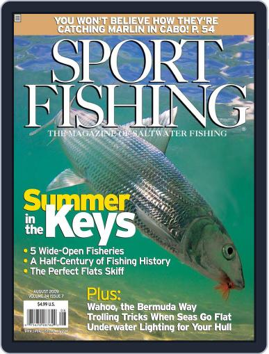 Sport Fishing (Digital) June 30th, 2009 Issue Cover