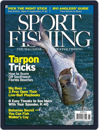 Sport Fishing (Digital) April 28th, 2009 Issue Cover