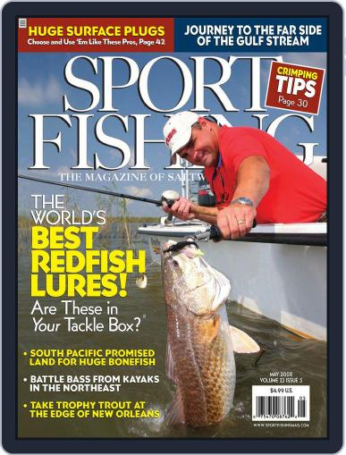 Sport Fishing (Digital) April 26th, 2008 Issue Cover