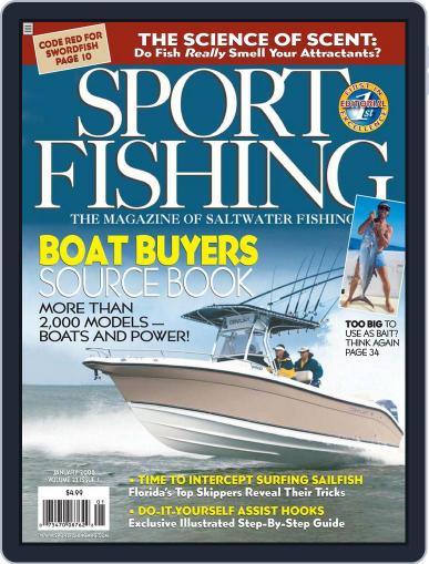 Sport Fishing (Digital) December 15th, 2007 Issue Cover