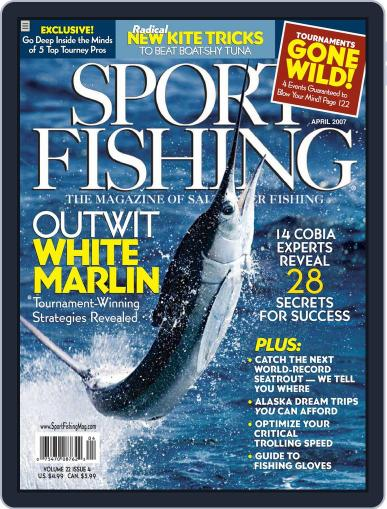Sport Fishing (Digital) March 17th, 2007 Issue Cover