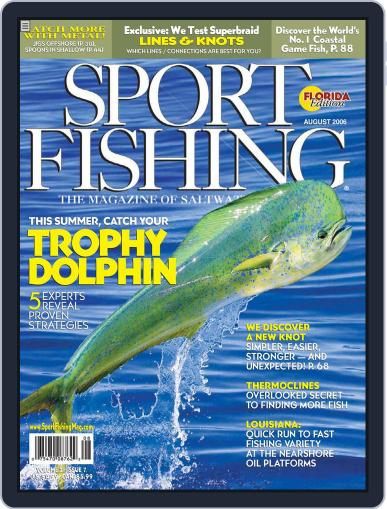 Sport Fishing (Digital) June 17th, 2006 Issue Cover