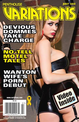 Penthouse Variations (Digital) June 7th, 2013 Issue Cover