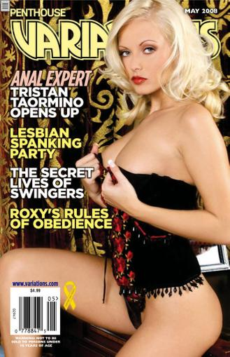 Penthouse Variations (Digital) March 20th, 2008 Issue Cover