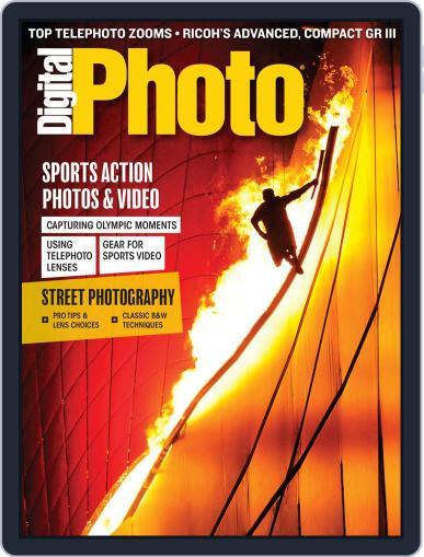 Digital Photo September 1st, 2019 Digital Back Issue Cover