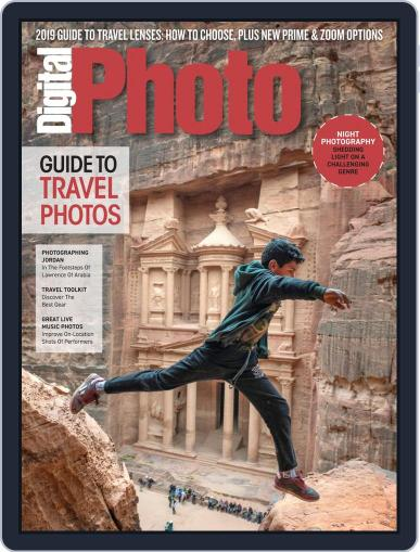 Digital Photo  Magazine May 6th, 2019 Issue Cover