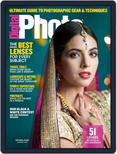 Digital Photo June 1st, 2018 Digital Back Issue Cover