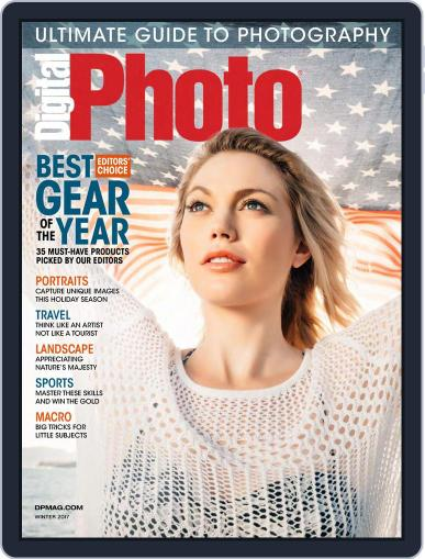 Digital Photo  Magazine October 23rd, 2017 Issue Cover