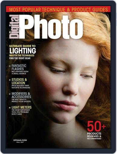 Digital Photo  Magazine August 1st, 2017 Issue Cover
