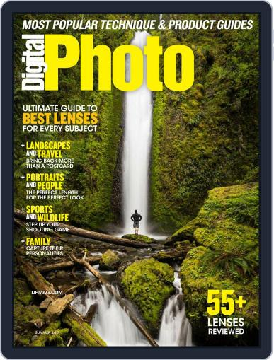 Digital Photo  Magazine May 1st, 2017 Issue Cover