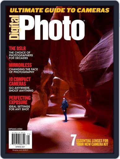 Digital Photo  Magazine April 1st, 2017 Issue Cover