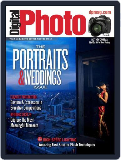 Digital Photo  Magazine May 21st, 2016 Issue Cover