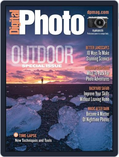 Digital Photo  Magazine March 19th, 2016 Issue Cover