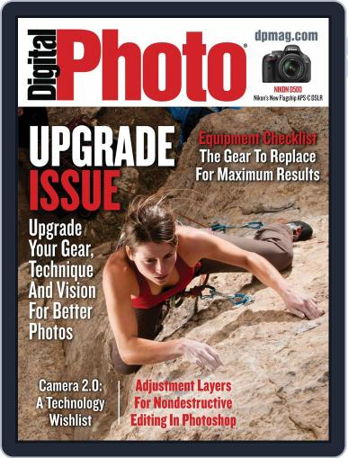Digital Photo March 1st, 2016 Digital Back Issue Cover