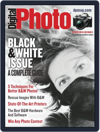Digital Photo January 1st, 2016 Digital Back Issue Cover