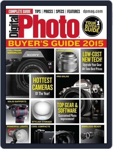Digital Photo November 1st, 2014 Digital Back Issue Cover
