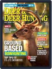 Deer & Deer Hunting (Digital) Subscription June 1st, 2020 Issue