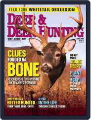 Deer & Deer Hunting (Digital) Subscription April 1st, 2020 Issue