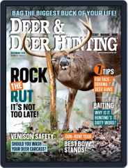 Deer & Deer Hunting (Digital) Subscription December 1st, 2019 Issue