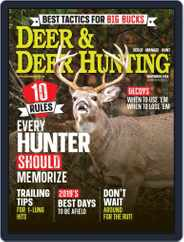 Deer & Deer Hunting (Digital) Subscription November 1st, 2019 Issue