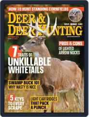 Deer & Deer Hunting (Digital) Subscription September 1st, 2019 Issue