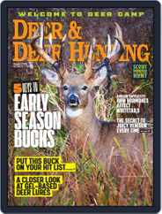 Deer & Deer Hunting (Digital) Subscription August 1st, 2019 Issue