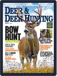 Deer & Deer Hunting (Digital) Subscription July 1st, 2019 Issue