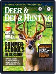 Deer & Deer Hunting (Digital) Subscription June 2nd, 2019 Issue