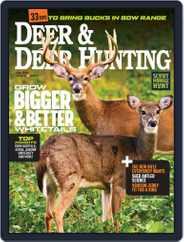 Deer & Deer Hunting (Digital) Subscription June 1st, 2019 Issue