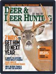 Deer & Deer Hunting (Digital) Subscription December 1st, 2018 Issue